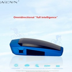 Jarown smart tail light